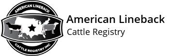 American Lineback Cattle Registry Logo